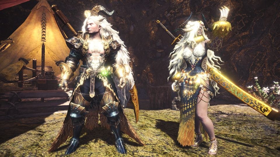 Alpha + armor set kulve taroth guide