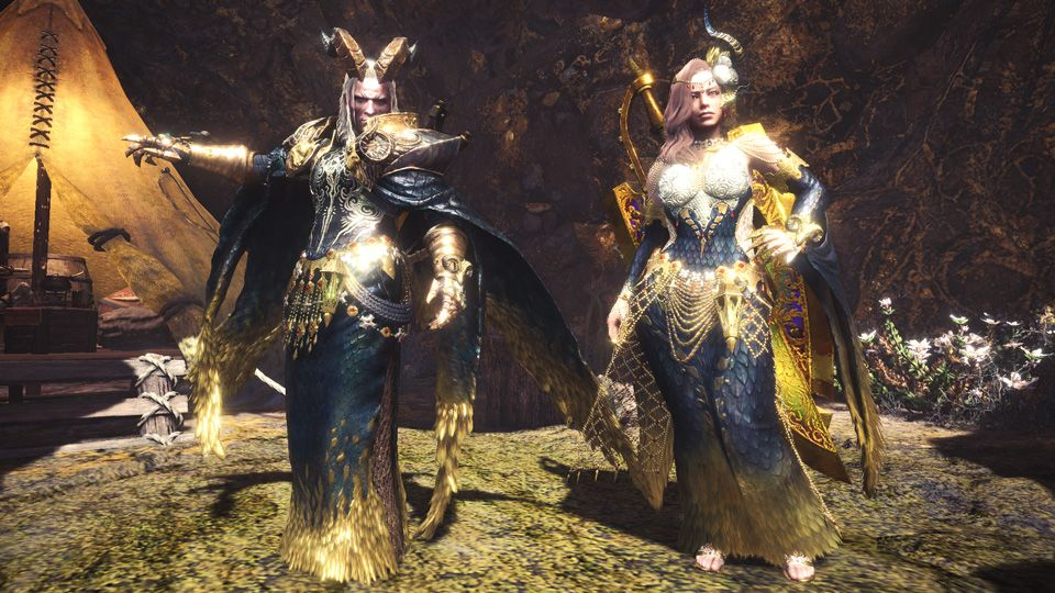 Beta + armor set Kulve taroth guides