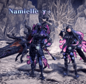 mhw iceborne arch tempered namielle armor set guide 1