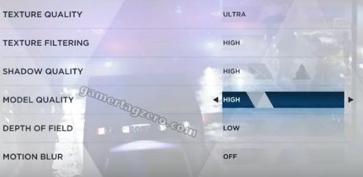 Detroit Become Human PC best Graphics settings 1