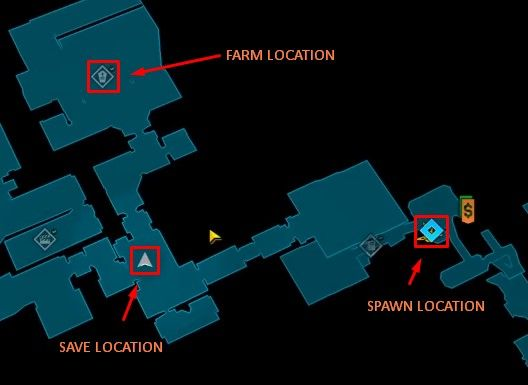 beacon farm location map bl3