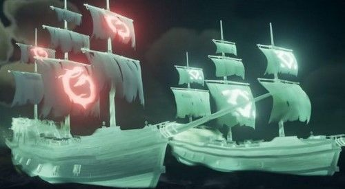 Sea of thieves how to beat ghost ships guide