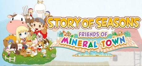 Story of Season Friends of Mineral Town Fix and guides