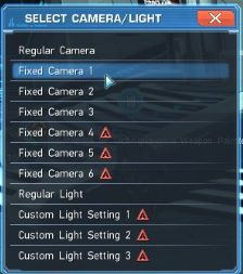 How to enable Screenshot Mode in-game 3